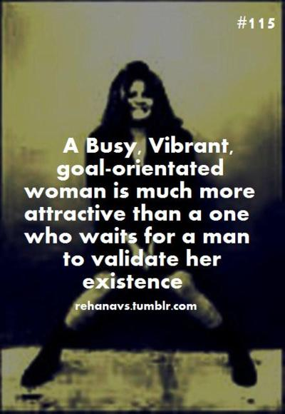 Dating a very busy woman